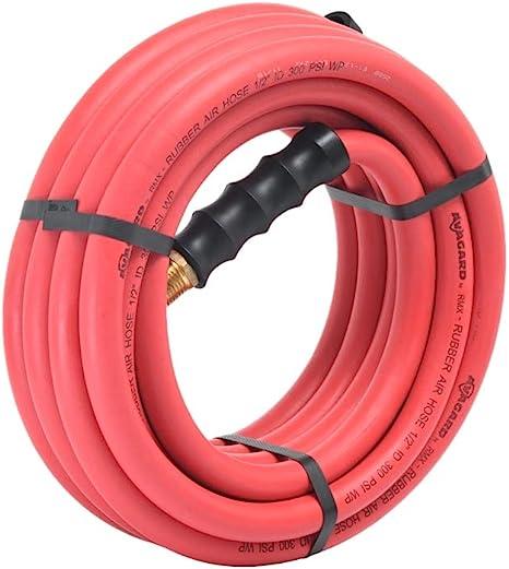 - AVG3815 Premium Rubber Air Hose 3//8 x 15 100/% Rubber 20/% Lighter RMX Avagard