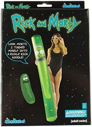Rick & Morty ピクルス リック スイミングプール スーパーヌードル