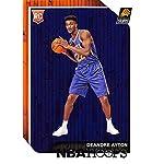 feb7e53bbcdf 2018-19 NBA Hoops Basketball  248 Deandre Ayton Phoenix Suns RC Rookie Card.