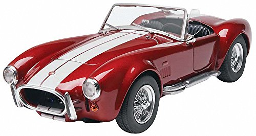 Revell Monogram Shelby Cobra 427 Plastic Model (Cobra Car Kit)