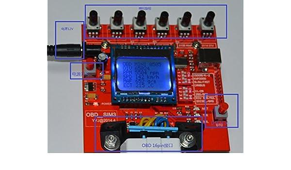 High Quality OBD Simulator OBD Develop Test Tools ECU