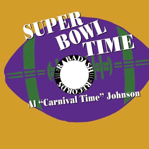 Super Bowl Time   Single