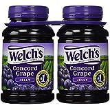 Welch's Concord Grape Jelly 2 ~ 32oz Jars