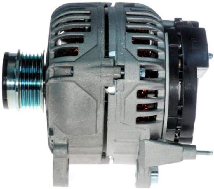Hella 8el 011 710 471 Generator 14v 120a Auto
