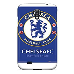 Pretty ENh3031rcoz Galaxy S4 Case Cover/ Chelsea Fc Series High Quality Case