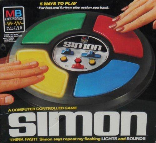 Simon by Milton Bradley: Amazon.es: Juguetes y juegos