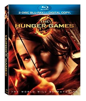 The Hunger Games (Blu-ray + Digital Copy) [Blu-ray] [2012]