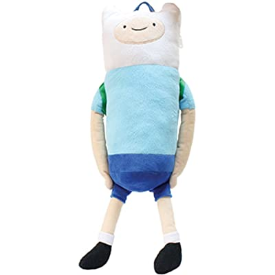 Adventure Time Finn Plush Back Pack: Clothing