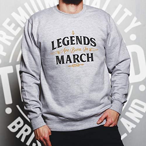 Blue Tim Legends And Royal Felpa In Marzo Nati Compleanno Ted rvFxzIqrn6