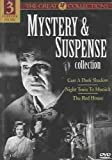 Mystery & Suspense Collection: Cast a Dark Shadow/Night Train to Munich/The Red House