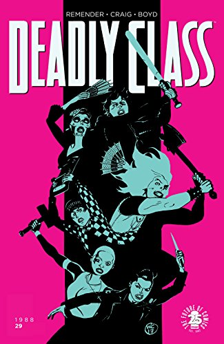 Download for free Deadly Class #29