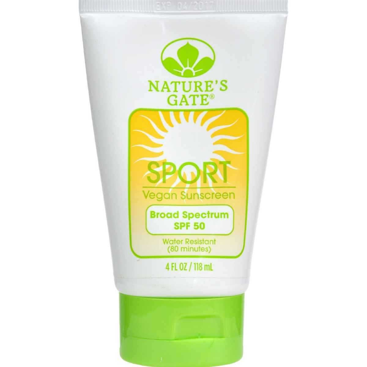 Nature S Gate Kids Broad Spectrum Spf  Sunscreen