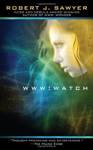WWW Trilogy Robert J Sawyer product image