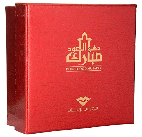 b28cd90437853 SHOPUS | Dehn El Oud Mubarak 6mL | Alcohol Free and Natural Agarwood ...