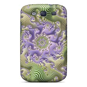 DaMMeke Galaxy S3 Hard Case With Fashion Design/ JsHPlhI7005haBrh Phone Case