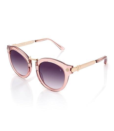 Starlite Damen Sonnenbrille Gafas De Sol Chic Valeria Mazza, Rosa, Pink (Rosa), 51
