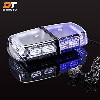 Amazon Com 12 Quot 36 Watt Led Mini Light Bar W 17 Modes