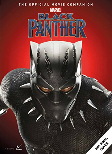 Black Panther: The Official Movie Companion by Titan