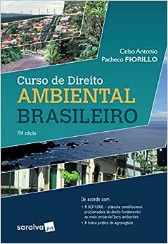 Curso de Direito Ambiental brasileiro - 19ª edição de 2019