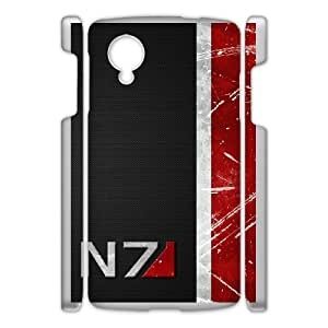 Google Nexus 5 Phone Case Mass Effect