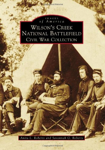Savannah Bookcase (Wilson's Creek National Battlefield: Civil War Collection (Images of America))