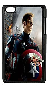 [case forcolor]:Avengers Hard Case for ipod touch4.