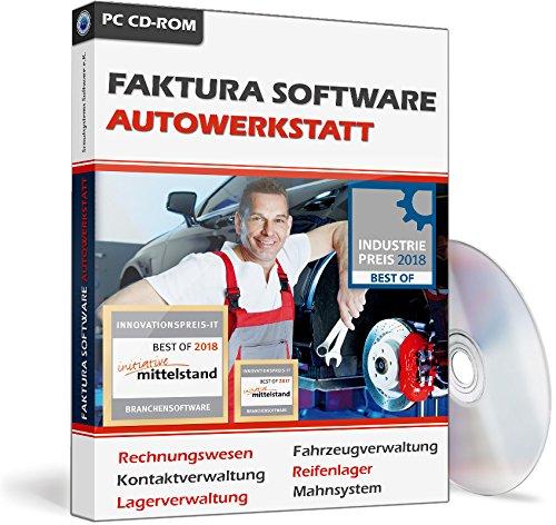 Faktura Software Autowerkstatt Rechnungsprogramm Amazonde Software