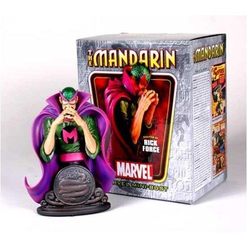 - Mandarin Mini-Bust by Bowen Designs