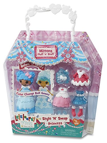 Lalaloopsy Minis Princess Mittens Fluff N Stuff ()