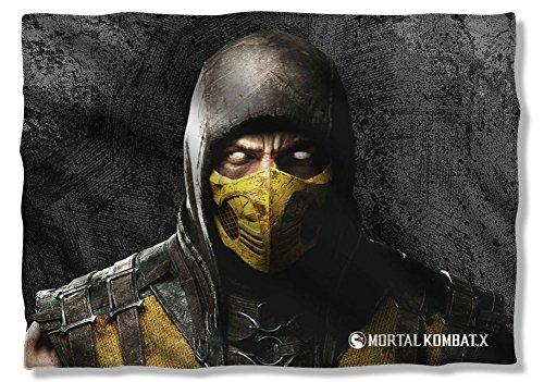 Mortal Kombat X Scorpion Pillow Case Multi Color