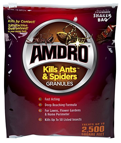 Amdro Kills Ants & Spiders Granules Shaker Bag ()