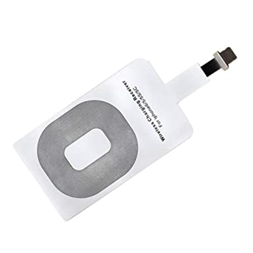 Refaxi QI - Cargador inalámbrico para iPhone 5/5S/5C/6/6S ...