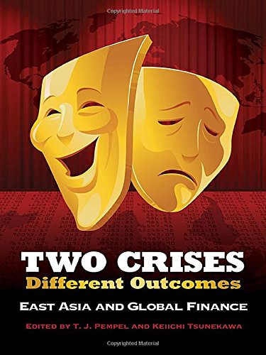 Download Two Crises, Different Outcomes: East Asia and Global Finance (Cornell Studies in Political Economy) pdf