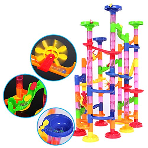 (Educational Toys - 1 Set Pipeline Type Puzzles Maze Learning Education Toys Iq Trainer Game Gift Children Colorful - Speech Bulk Newborn Space Preschool Electronics Snap Counting Stacking)