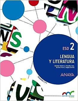 Lengua y Literatura 2. Aprender es crecer en conexión