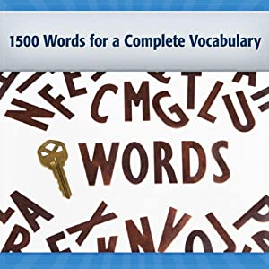 1500 Words for a Complete Vocabulary: Core Words #3 Audiobook