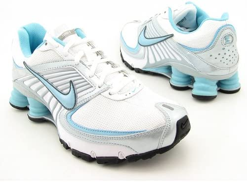 competitive price f1193 ebdac Nike Shox Turbo + 8-344948111 SIZE 8.5: Amazon.com