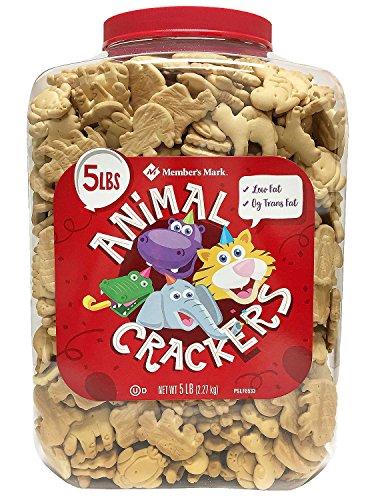 Member's Mark Animal Crackers (5 (Animal Cracker Shapes)