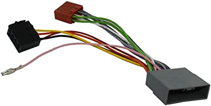 Wiring Harness Adapter for Honda Fit 2007 ISO stereo plug adaptor