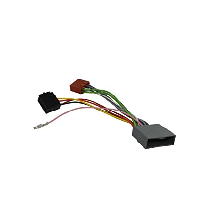 Swell Amazon Com Wiring Harness Adapter For Mitsubishi Pajero 2007 Iso Wiring Cloud Philuggs Outletorg
