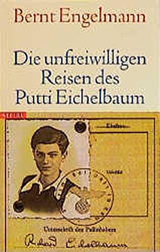 Steidl Taschenbücher, Nr.70, Die unfreiwilligen Reisen des Putti Eichelbaum