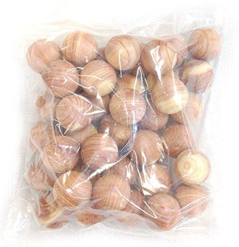 Cedar Elements Cedar Balls - 40 Count