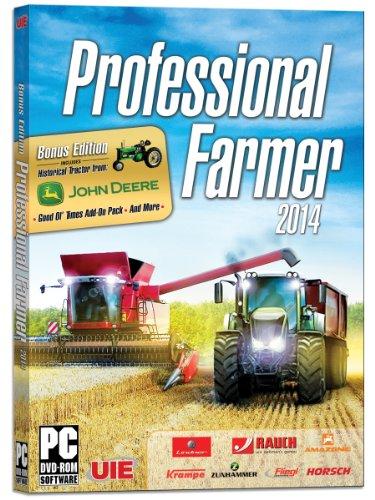 Professional Farmer 2014 - Bonus Edition (John Deere Video Game)