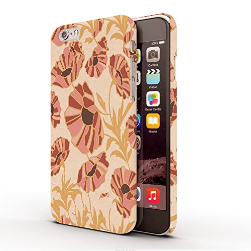 Koveru Back Cover Case for Apple iPhone 6 - Flower Floral