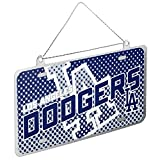 MLB Los Angeles Dodgers 2015 Metal License plate Ornament