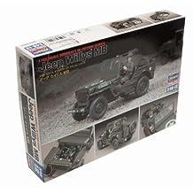 Hasegawa 1/48 Jeep Willys MB