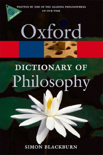 OXF DICTIONARY OF PHILOS P