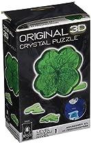Original 3D Crystal Puzzle - Clover