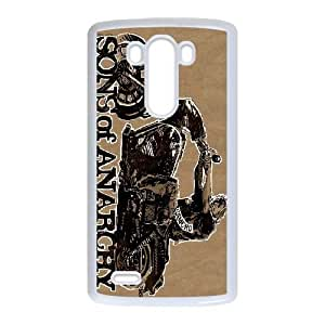 LG G3 Phone Case White Sons Of Anarchy BWI1861309