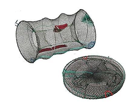 Trampa de red para pesca FiNeWaY, para cangrejos, gambas ...